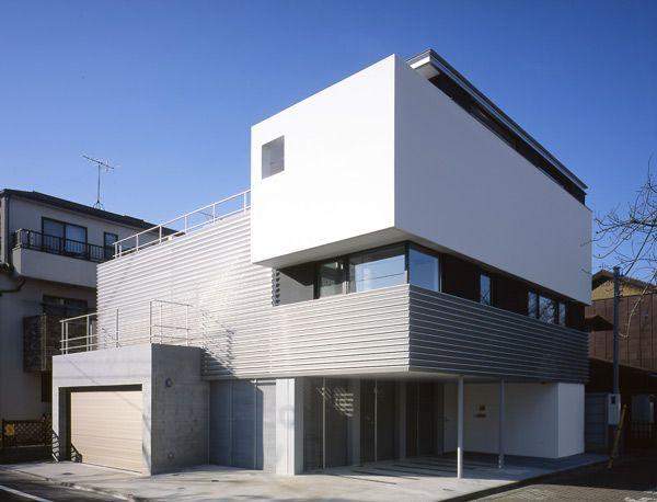 長崎・大村市 | デザイナーズ住宅・モダン住宅・高級住宅・注文住宅のHIRAYAMA | | 中庭に溢れる光-2 代沢