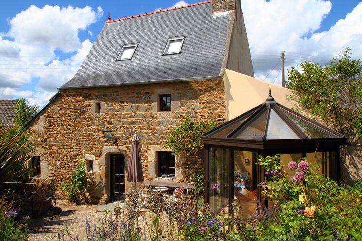 Ferienhaus Bretagne TyCoz - mittendrin in der authentischen Bretagne