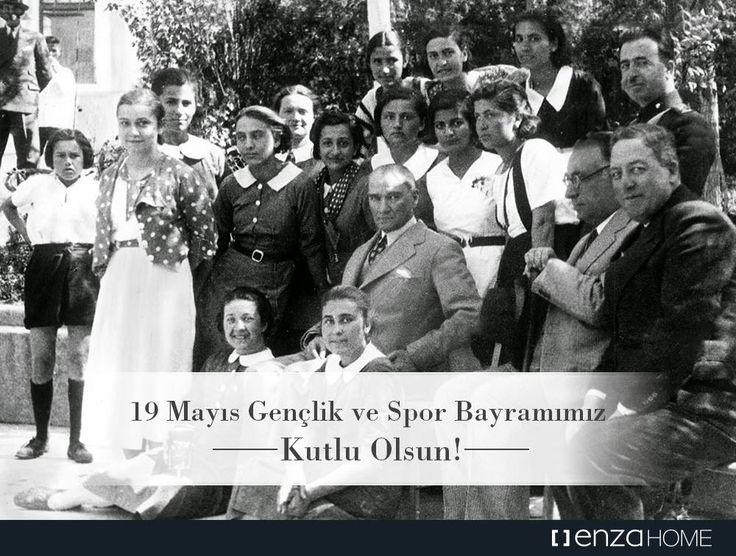 ''Biz her şeyi gençliğe bırakacağız… Geleceğin ümidi, ışıklı çiçekleri onlardır. Bütün ümidim gençliktedir.''   Mustafa Kemal Atatürk