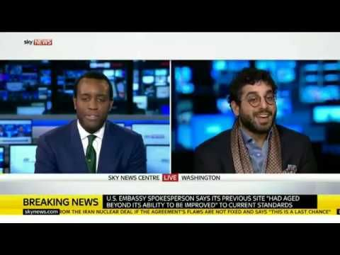 WATCH -- Kassam Blasts Sky News: Sadiq Khan's London Is a Sh*thole  ---This is AWESOME!  News dude can't hide his disdain, lol