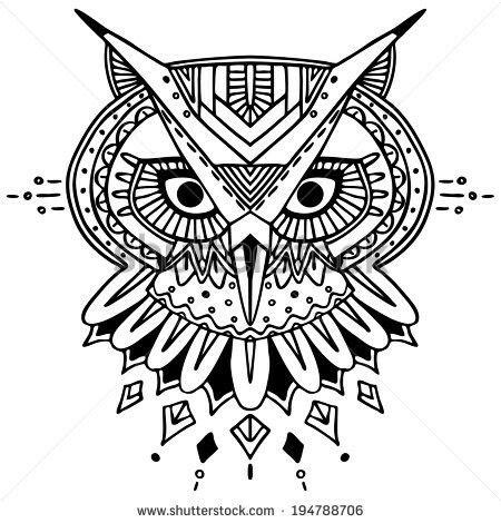 41 besten tatoo hiboux Bilder auf Pinterest | Tatoo, Abdeckband und ...