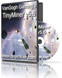 "TinyMiner is an ""EVE Online Mining Bot Macro Miner"" application designed for the popular MMORPG ""EVE Online"". If you're reading this then you're probably already familiar with the game to a certain extent and you already know how tedious is the job of mining asteroids. This is where TinyMiner comes in and takes over by fully automating the mining process for you so that you can enjoy the game without having to grind for ISK."
