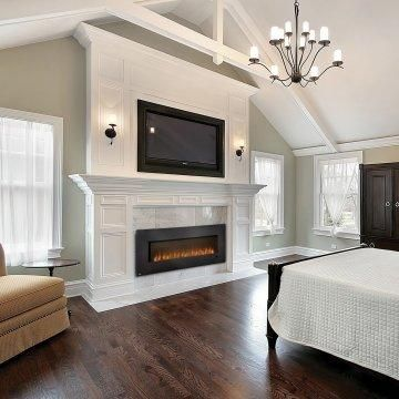 156 best Electric Fireplaces images on Pinterest Electric