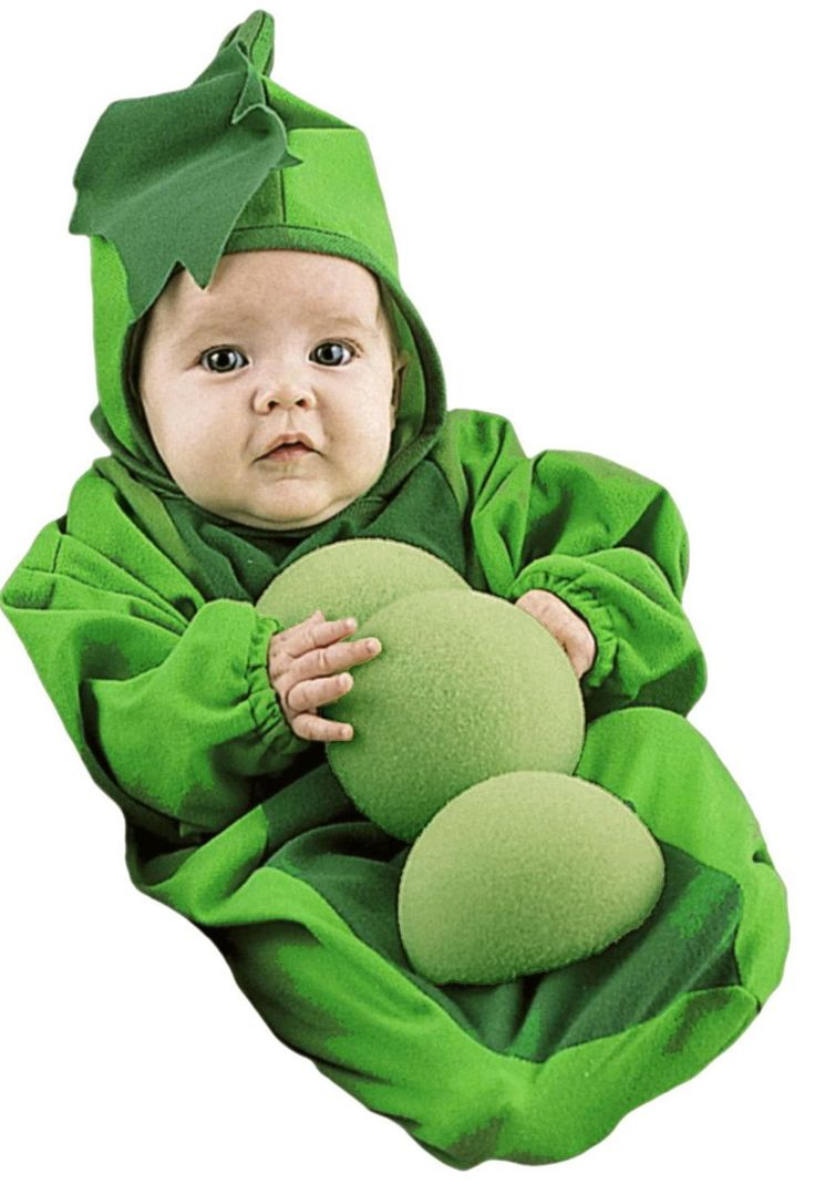 Results 181 240 of 644 for indoor halloween decorations - Baby Halloween Costumes Pea In A Pod Bunting Infant Costume
