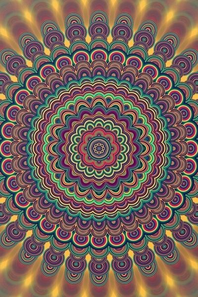 Colorful Mandala Graphic Collection