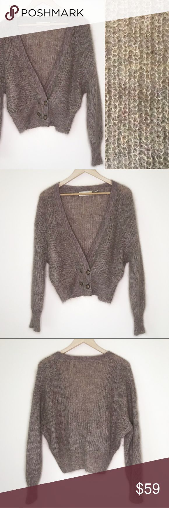 Anthropologie Charlie & Robin Buttoned Cardigan Item: Anthropologie Charlie & Ro…