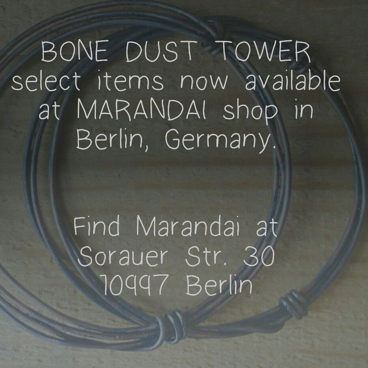 Go visit Marandai for exclusive items! Ethically sourced cruelty free, handmade bone, stone and found object jewelry. etsy.com/shop/BoneDustTowereu . . . . . #witchesofinstagram #berlin #berlinart #shoplocalberlin #newage #eu #sacredgeometry #techno #postapocalyptic #steampunk #madmax #gothic #dark #rustic #nomad #gypsy #crustpunk #trance #psytrance #hippietrance