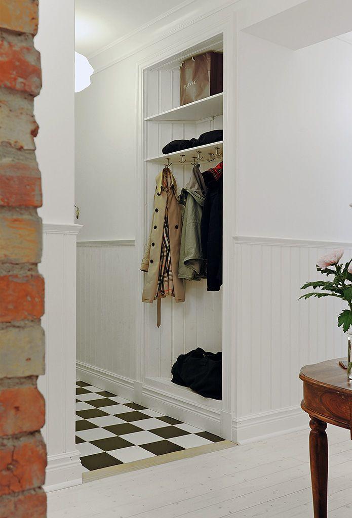 Built in-hallway