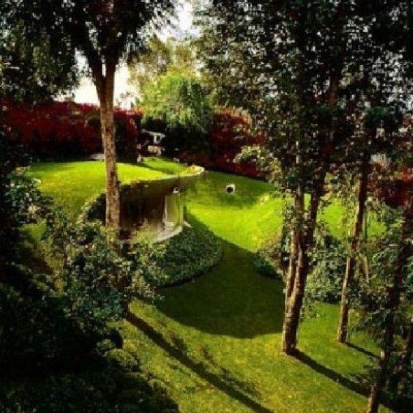 Casa bajo tierra (Arquitectura Sustentable)