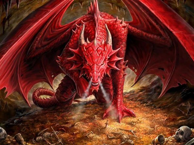Dragon, yet again. You are fierce and powerful. You are a fearless leader and don't let anything stand in your way! You like a good thrill and you are an adventurer at heart.  Which magical creature are you?