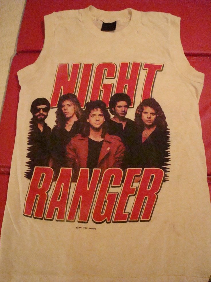 24 best images about night ranger on pinterest sisters t shirts and the 80s. Black Bedroom Furniture Sets. Home Design Ideas