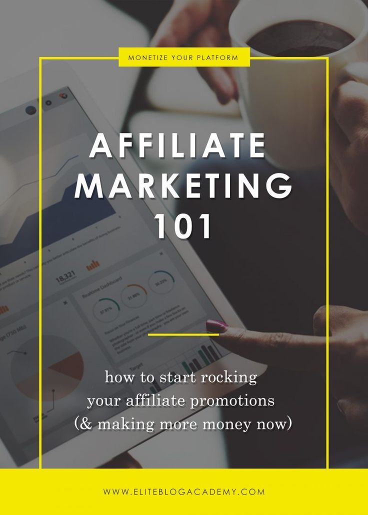 how to make money online as an affiliate