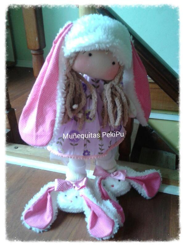 Mi pasion...es hacer muñecas...♡♡♡