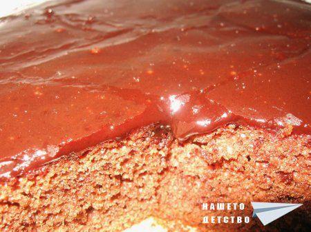 """Сладкиш """"Негърче""""  (Фъч): Desserts, Фъч, Сладкиш Негърче"""