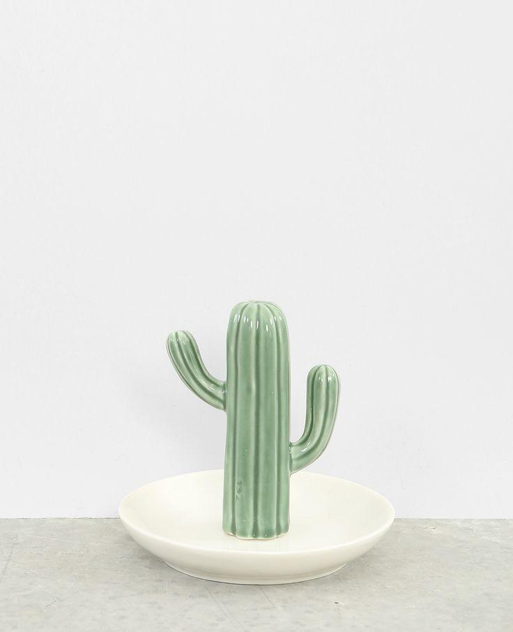 Vaciabolsillos cactus - Los vaciabolsillos también adoptan la última tendencia en decor...