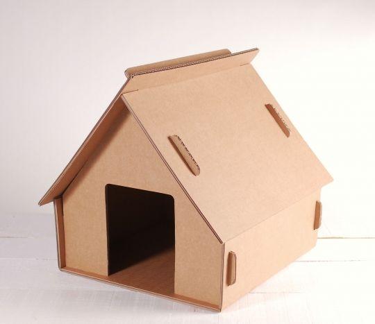 Oltre 25 fantastiche idee su giocattoli di cartone su - Casette di cartone da costruire ...
