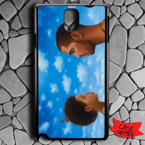Drake Album Art Samsung Galaxy Note 3 Black Case