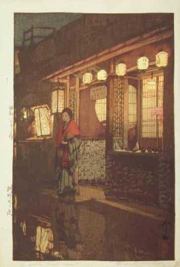 Hiroshi Yoshida 吉田 博 (1876-1950)