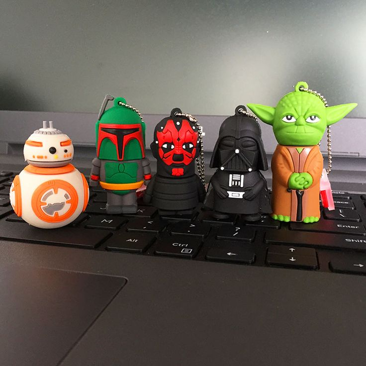 Star Wars Pen drive de la Historieta de Star wars darth vader 4 GB/8 GB/16 GB/32 GB unidad flash usb pendrive flash memory stick U disco