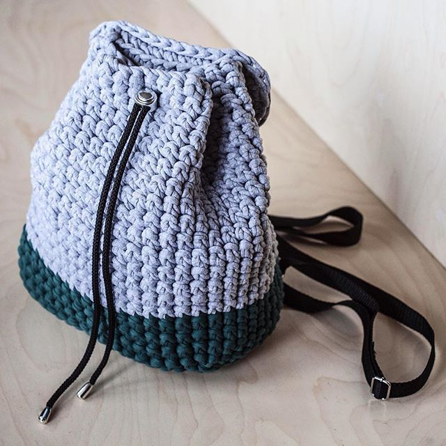Free Crochet Patterns For Backpack Purse : 25+ Best Ideas about Crochet Backpack on Pinterest ...