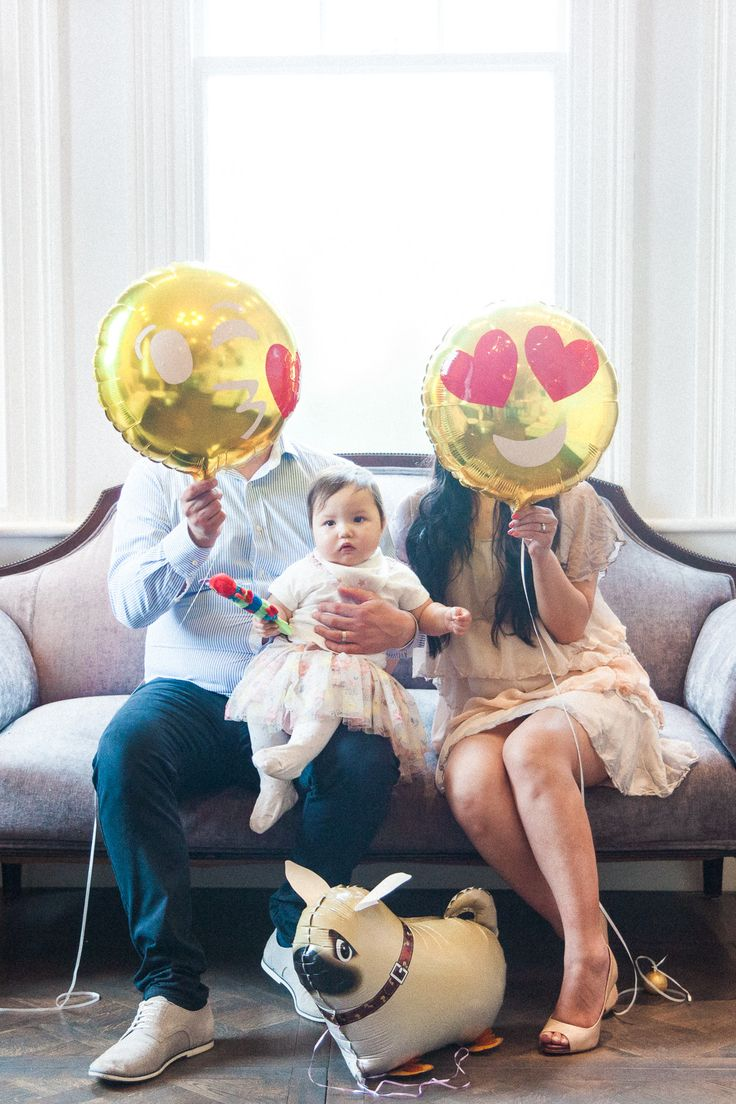 Emoji Balloons - The Prettiest First Birthday Party | Pretty Little Party Shop - Stylish Party & Wedding Decorations and Tableware