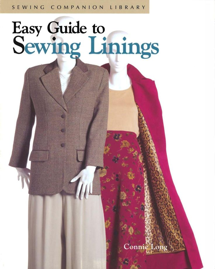 Easy guide to sewing linings by Ntombenhle - issuu