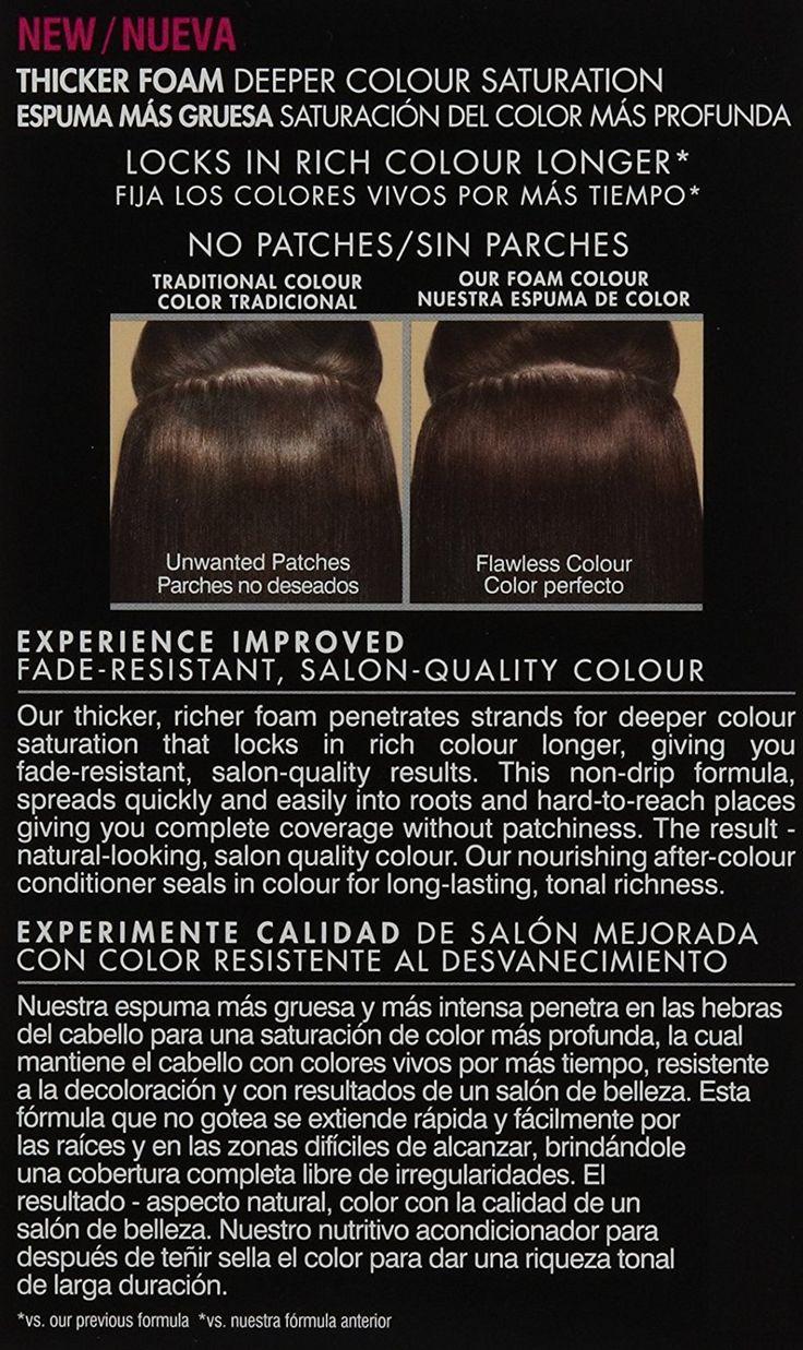 John Frieda Precision Foam Hair Colour, Light Natural Brown 6N, 2 pk * For more information, visit image link. #hairupdos