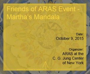 Friends of ARAS Event - Martha's Mandala