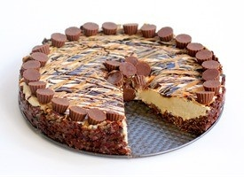 Frozen Peanut Butter CheesecakeFrozen Peanut, Peanuts, Recipe, Peanut Butter Cheesecake, Sweets Treats, Yummy Food, Wine Glass, Boyfriends Birthday, Sweets Tooth