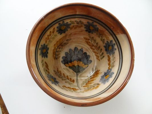 ceramic salad bowl,from Ierapetra-Crete
