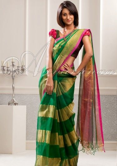 Designer Indian Clothing Online Stores Organza Sarees Online