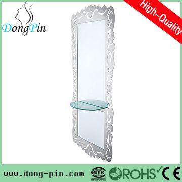 hair salon mirror stainless steel salon mirrors