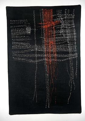Christine Mauersberger: Textiles Fiber, Textile Stitch, Art Textile, Textile Design, Fibre Cloth Fabric Textiles, Textile Art, Textile Print Texture