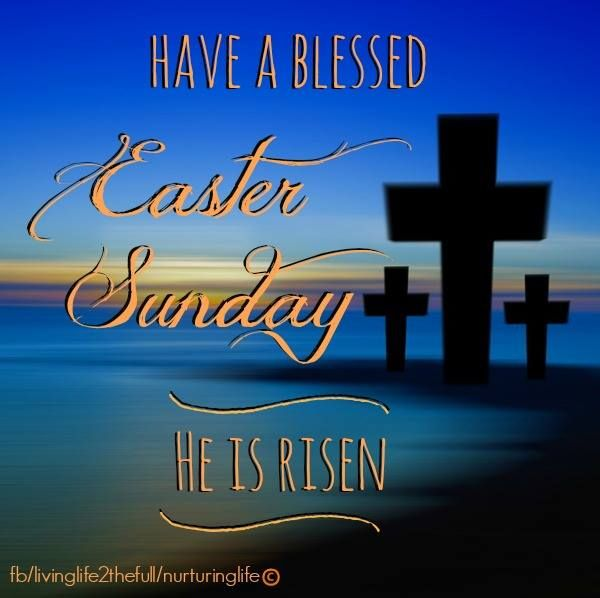 Happy Easter Sunday Resurrection | Easter Sunday Pictures, Images, Photos for Facebook and WhatsApp ...