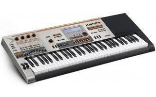 Mas imagenes de Sintetizador Casio XW-P1 de 61 teclas