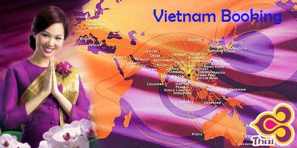 Mạng lưới đường bay của Thai Airways