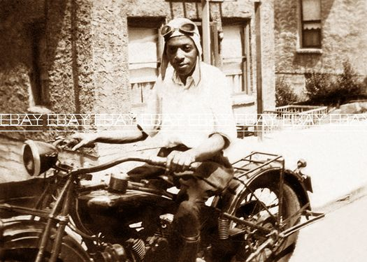 Bessie Stringfield,The Motorcycle Queen of Miami | Female ...  |African American Harley Riders
