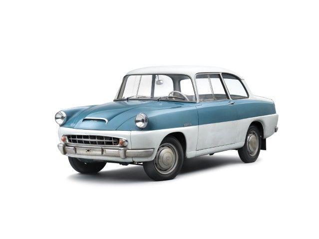 """Škoda 976 """"Karosa"""" (1956) Czechoslovakia"""