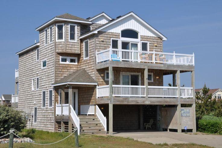 39 Best North Carolina Outer Banks Vacation Homes Images On Pinterest North Carolina Outer