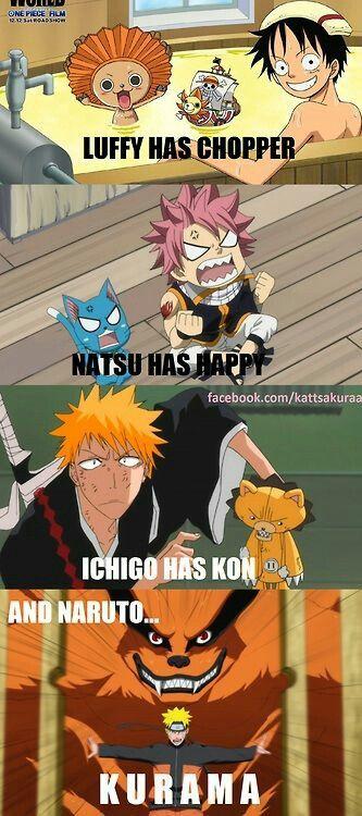 Naruto a le meilleur.