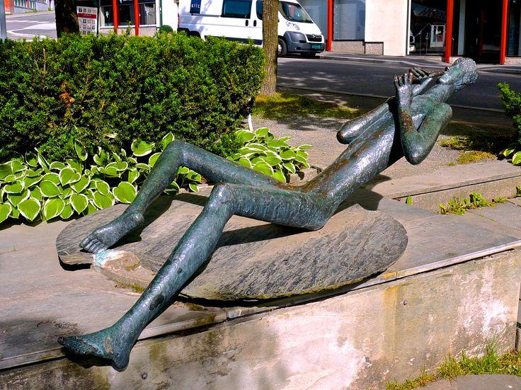 """""""Pan"""" av Knut Steen (1924 - 2011) Panparken"""