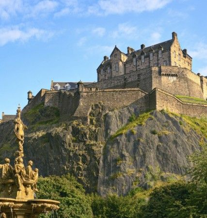 cheapest castle on the market | Discounts on Edinburgh Tourist Attractions | Fountain Court