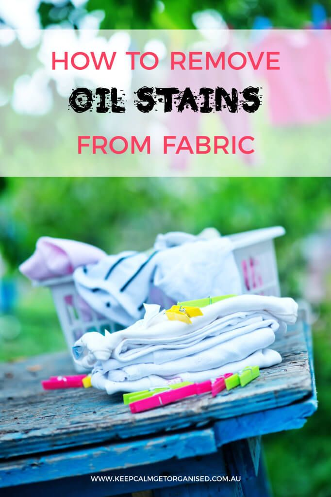 17 best images about laundry hints on pinterest stains for How to remove oil stain from cotton shirt