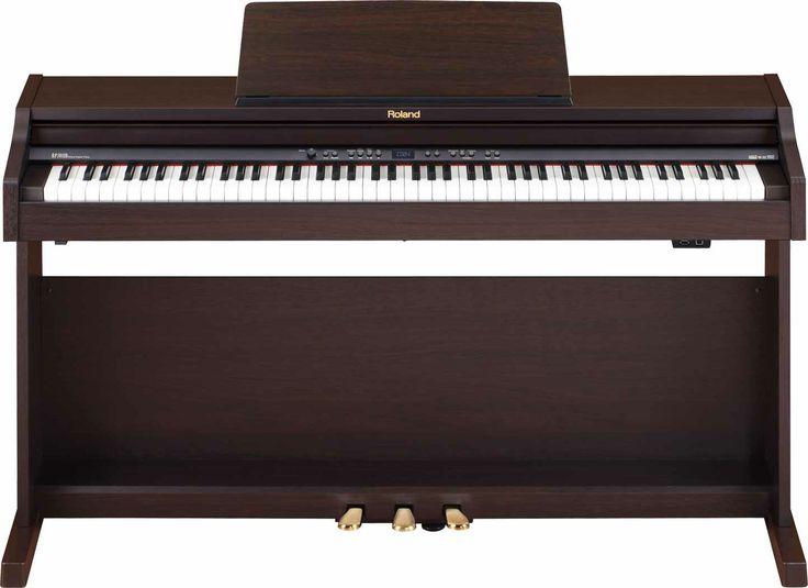 RP-301R: SuperNATURAL® Piano  Memberikan Pengalaman Baru Perihal Cara Bermain  RP-301R adalah piano dengan harga terjangkau dan menyenangkan. Yang terdiri dari sound, touch dan play-along rhythm kelas satu. Tidak ada teknik khusus yang dibutuhkan untuk membuat musik yang indah, berkat rancangan baru mesin pengenal akord keyboard.