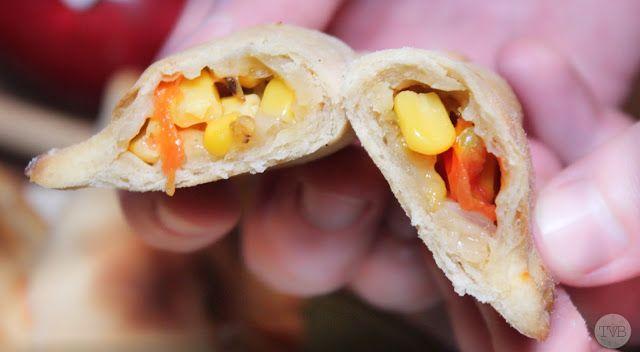 Veggie Empanadas - Tschaakii's Veggie Blog