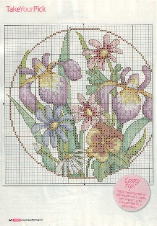 Gallery.ru / Фото #5 - Cross Stitch Crazy 176 - WhiteAngel
