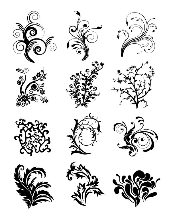 Ornament and floral vectors are among the most sought after design resources. Not only are they great for creating elegant vintage style artwork, they also require considerable time and skill to product. This post rounds up a handy collection of some of the best free ornamental and floral vector packs from across the web, with …