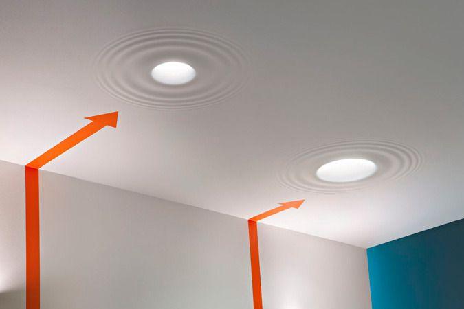 Calvi Brambilla Collection   Teardrop, Soft Architecture, downlight for Flos   2010