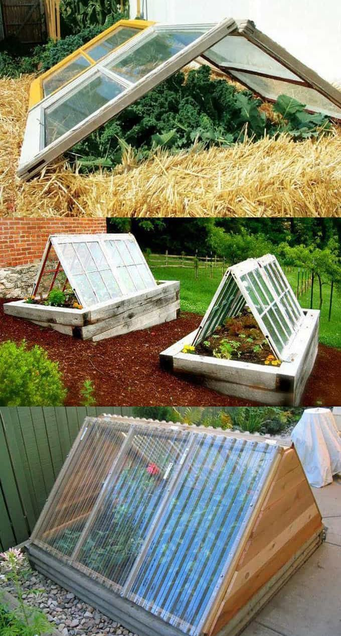 45 Best Tutorials Free Building Plans Ideas On How To Build Easy Diy Greenhouses Simple Cold Frames Garden Tunn In 2020 Diy Greenhouse Cold Frame Greenhouse Plans