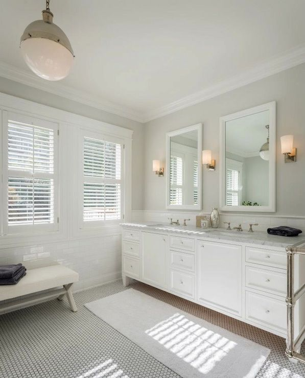 Master Bath Vanities And Chang E 3: 40 Best Bathroom Inspiration: Plantation Shutters Images On Pinterest